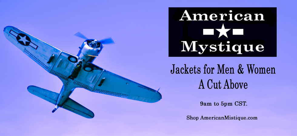 Online Retailer of Military Jackets for Men & Women