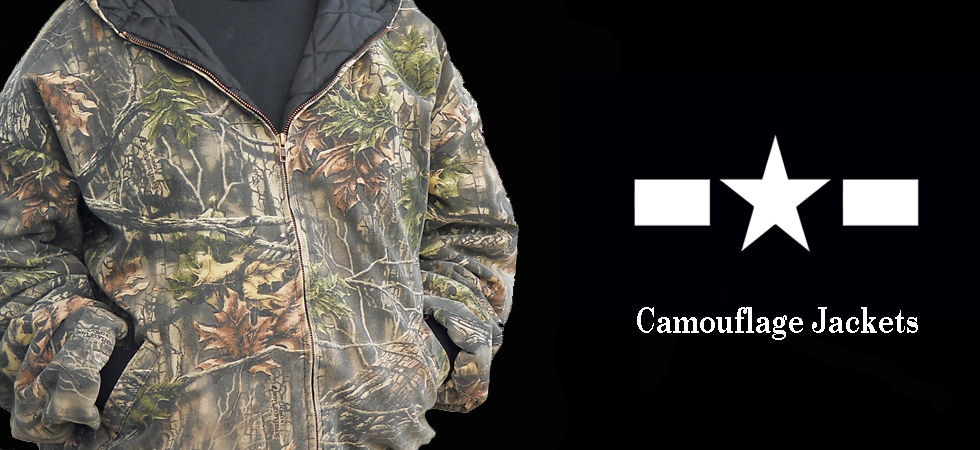 Camo Hunting Jackets