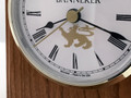 This Banneker Clock is Made in the USA.