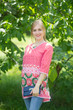 """""""Glam Tunics"""" kaftan Top in Round and Round pattern"""