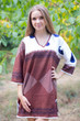 """""""Sun and Sand"""" Beach Tunic in Perfectly Paisley pattern"""