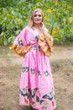 """Pretty Princess"" kaftan in Butterfly Baby pattern"