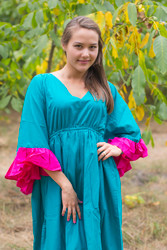 """Pretty Princess"" kaftan in Plain and Simple pattern"