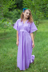 """Unfurl"" kaftan in Plain and Simple pattern"