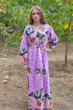 """Shape Me Pretty"" kaftan in Butterfly Baby pattern"