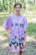 """Summer Celebration"" Tunic Dress kaftan in Butterfly Baby pattern"