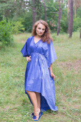 """High Low Wind Flow"" kaftan in Ombre TieDye pattern"