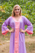 """The Glow Within"" kaftan in Plain and Simple pattern"