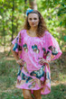 """Summer Celebration"" kaftan in Butterfly Baby pattern"
