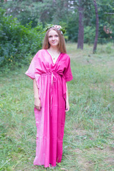 """Timeless"" kaftan in Ombre TieDye pattern"