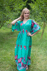 """I wanna Fly"" kaftan in Butterfly Baby pattern"