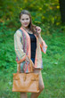 """Street Style"" Kimono jacket in Abstract Geometric pattern"