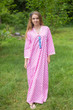 """Simply Elegant"" kaftan in Polka Dots pattern"