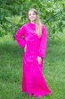 """""""Charming Collars"""" kaftan in Plain and Simple pattern"""