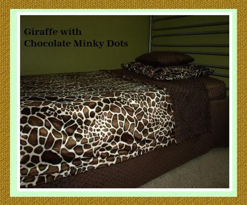 Giraffe Bedding Set