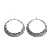 Boho Striped Earrings