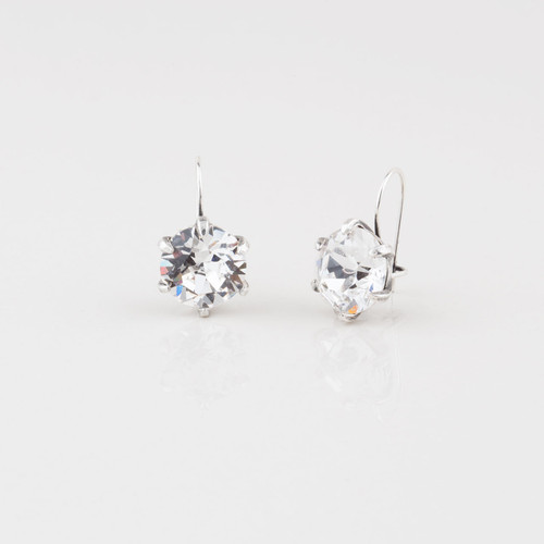 Tough-Luxe Drop Earrings