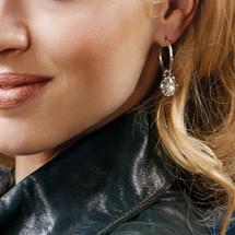 Tough-Luxe Pretty Woman Earring Set