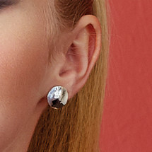 Petite Modern Pursuit Stud Earrings (E3098)