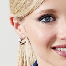 Purist Hoop Earrings