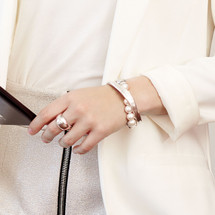Purist Stretch Bracelet