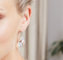 Desire Tear Drop Earrings (E3115)