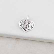 With Love Pendant  (EN1374)