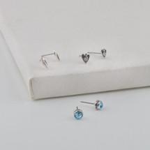 Novia Stud Earring Set (E3161)