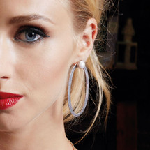 Dali Pearl Earrings (E3149)