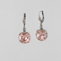 Vintage Rose Drop Earrings (E3190)
