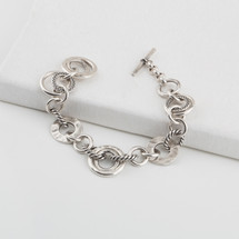 Nautical Link Bracelet (B1409)