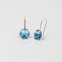 Aqua Little Gems Earring (E3210)