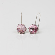 Light Amethyst Little Gems Earring (E3212)