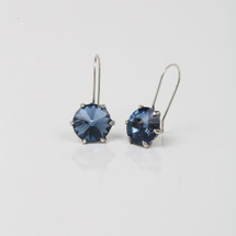 Denim Blue Little Gems Earring (E3215)