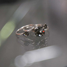 Moonlight Cushion Cut Ring (RR246)