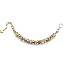 Multi-Ring Gold Plated Bracelet (B999)