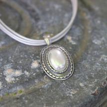 Pretty in Pearl Pendant (EN1457)