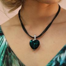 Fiona Heart Pendant (EN1456)