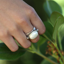 Pretty In Pearl Ring (RR259)