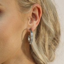 Valencia Hoop Earrings (E2494)