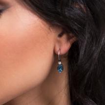 Petite Summer Dreaming Drop Earrings (E3321)