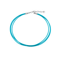 Rivera Leather Necklace (N1258)