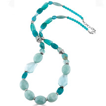 Mustique Long Necklace (N1896)