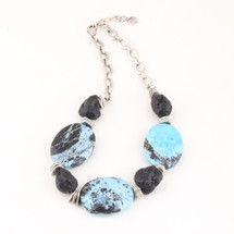 Underground Sky Necklace (N1866)