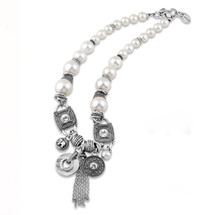 Elements Pearl Necklace (N1868)