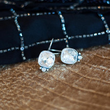 Touch Of Sparkle Drop Earrings (E2850)