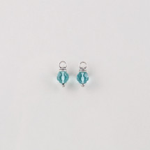 Divinely Cool Pretty Woman Earring Charms (E2878)
