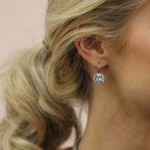 Petite Glam Rock Drop Earrings (E2838)