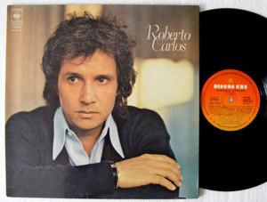 ROBERTO CARLOS Cbs 119922 ARGENTINA LP 1978 EX