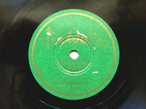 PEISACHKE BURSTEIN Melodie 1043 JEWISH 78 SHYKA FIFER / BEI GOYIN HUY MEN MAZEL